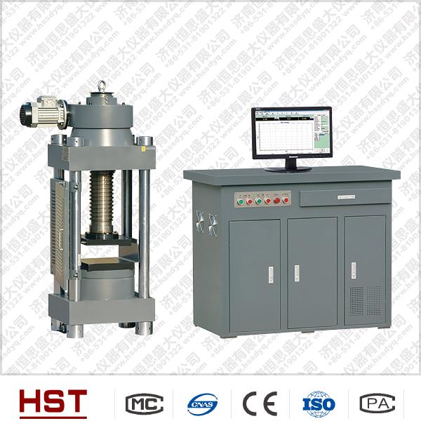微机控制恒应力水泥压力竞cai网zhan机
