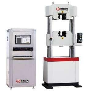 管材焊接接头拉力试验机的性能特点【资讯】