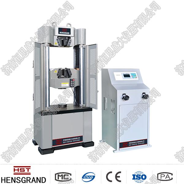 WE-100D数显液压万能机